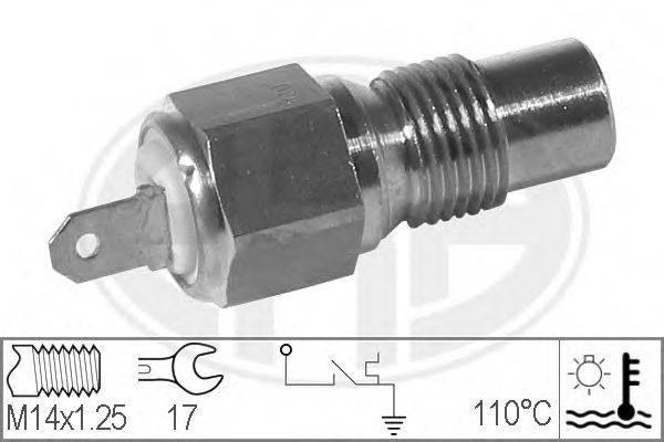 ERA 330158 Датчик, температура охлаждающей жидкости