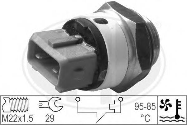 ERA 330180 Термовыключатель, вентилятор радиатора