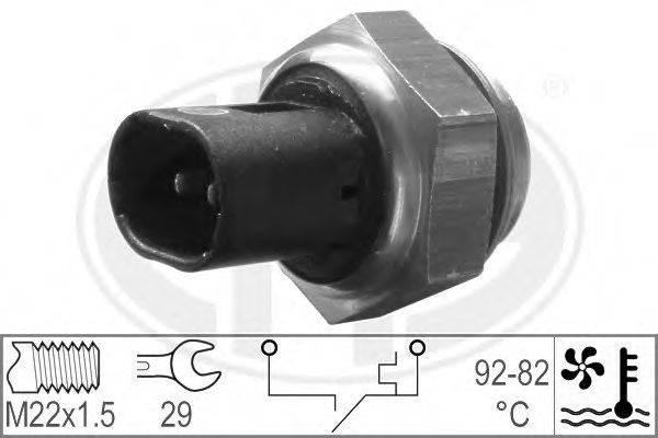 ERA 330181 Термовыключатель, вентилятор радиатора