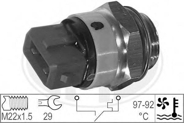 ERA 330188 Термовыключатель, вентилятор радиатора