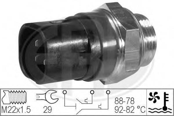 ERA 330219 Термовыключатель, вентилятор радиатора