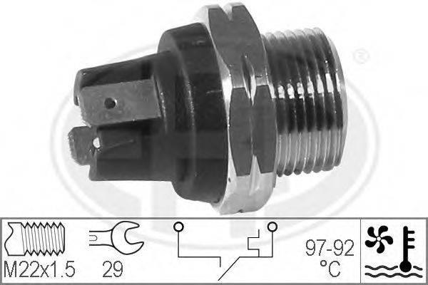 ERA 330269 Термовыключатель, вентилятор радиатора