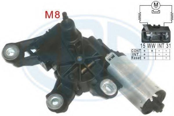ERA 460198 Двигатель стеклоочистителя