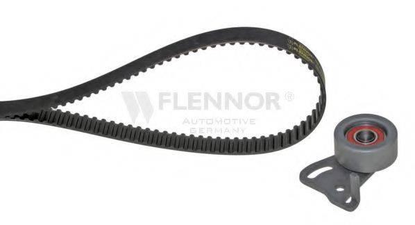 FLENNOR F904094 Комплект ремня ГРМ
