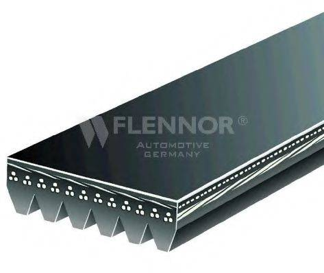 FLENNOR 6PK1708 Поликлиновой ремень