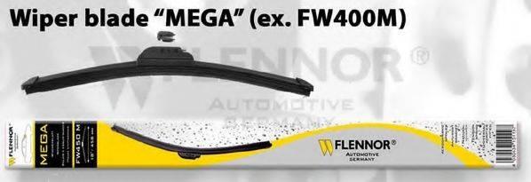 FLENNOR FW400M Щетка стеклоочистителя