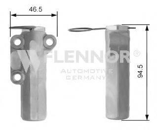 FLENNOR FD99003 Успокоитель, зубчатый ремень