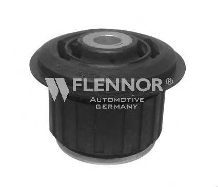 FLENNOR FL2991J Втулка, балка моста; Подвеска, держатель автоматической коробки передач; Подвеска, держатель ступенчатой коробки передач