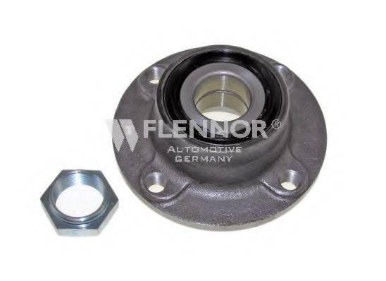FLENNOR FR691239 Комплект подшипника ступицы колеса