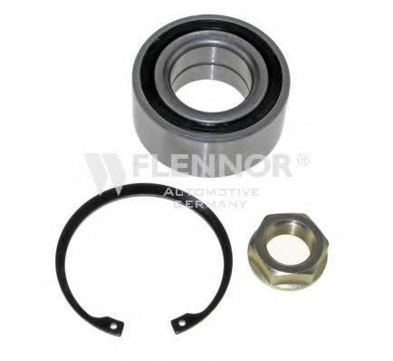 FLENNOR FR699297 Комплект подшипника ступицы колеса