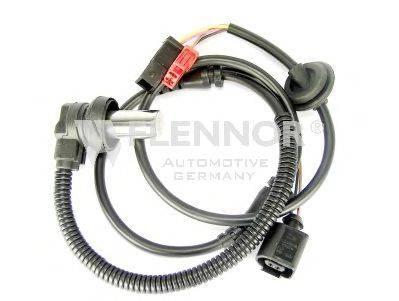 FLENNOR FSE51172 Датчик, частота вращения колеса