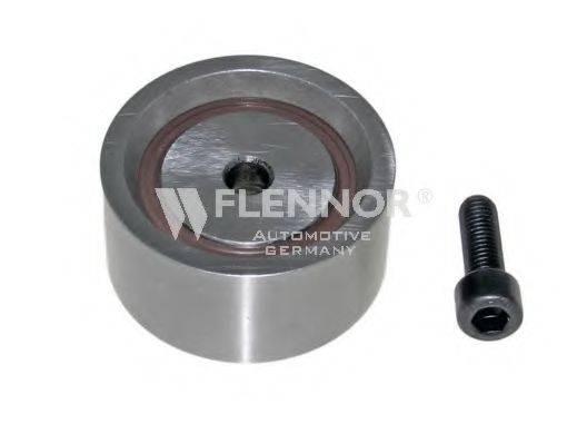 FLENNOR FU10040 Паразитный / Ведущий ролик, зубчатый ремень