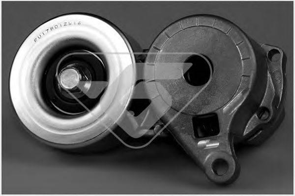 HUTCHINSON T0423 Натяжной ролик, поликлиновой  ремень