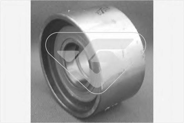 HUTCHINSON HEG44 Паразитный / Ведущий ролик, зубчатый ремень