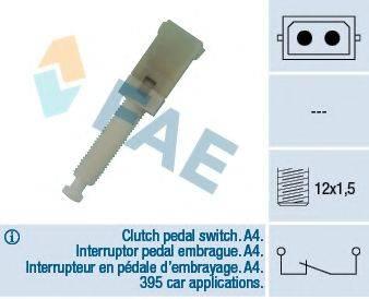 FAE 24560 Выключатель фонаря сигнала торможения