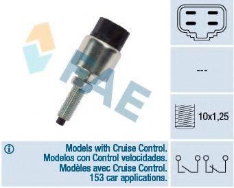 FAE 24600 Выключатель фонаря сигнала торможения