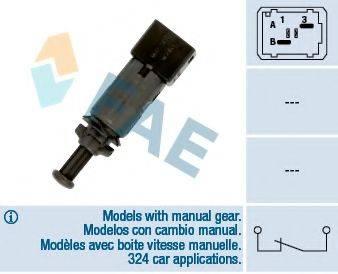 FAE 24890 Выключатель фонаря сигнала торможения