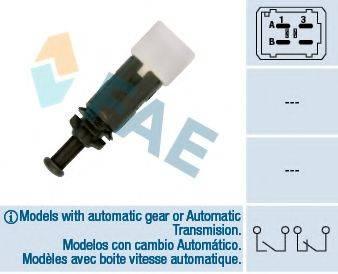 FAE 24895 Выключатель фонаря сигнала торможения
