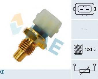 FAE 33060 Датчик, температура охлаждающей жидкости