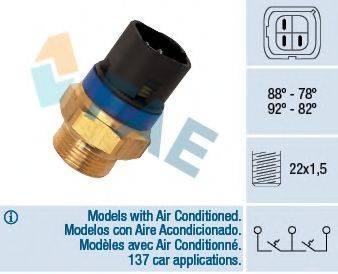 FAE 38110 Термовыключатель, вентилятор радиатора