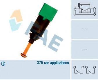 FAE 24899 Выключатель фонаря сигнала торможения