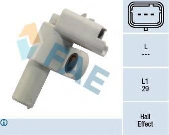 FAE 79151 Датчик частоты вращения, управление двигателем; Датчик, положение распределительного вала