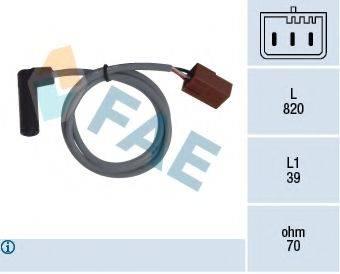 FAE 79156 Датчик частоты вращения, управление двигателем