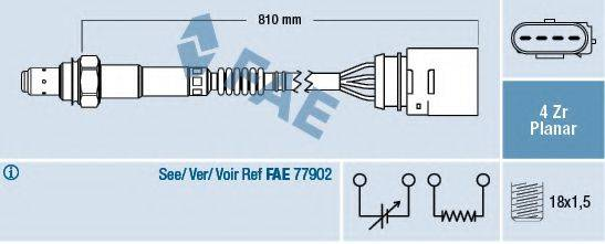 FAE 77406 Лямбда-зонд