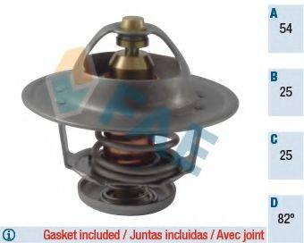 FAE 5322482 Термостат, охлаждающая жидкость