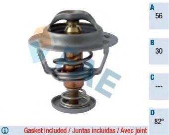 FAE 5322582 Термостат, охлаждающая жидкость