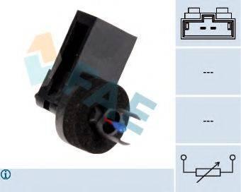 FAE 33516 Датчик, внутренняя температура