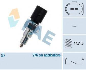 FAE 41303 Выключатель, фара заднего хода