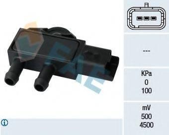 FAE 16111 Датчик, давление выхлопных газов