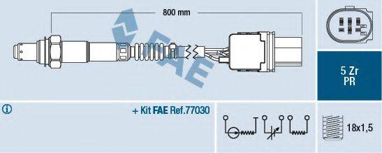 FAE 75051 Лямбда-зонд