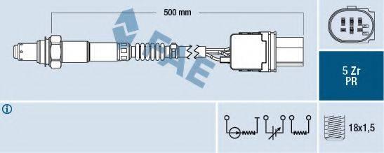 FAE 75060 Лямбда-зонд