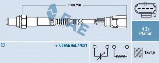 FAE 77900 Лямбда-зонд