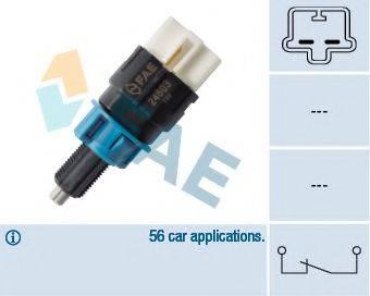 FAE 24603 Выключатель фонаря сигнала торможения