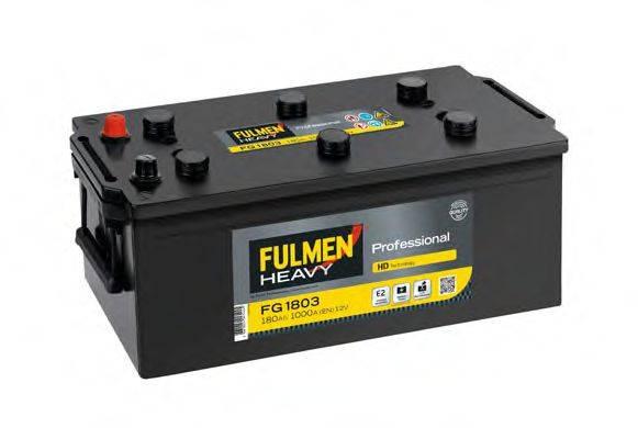 FULMEN FG1803 Стартерная аккумуляторная батарея; Стартерная аккумуляторная батарея