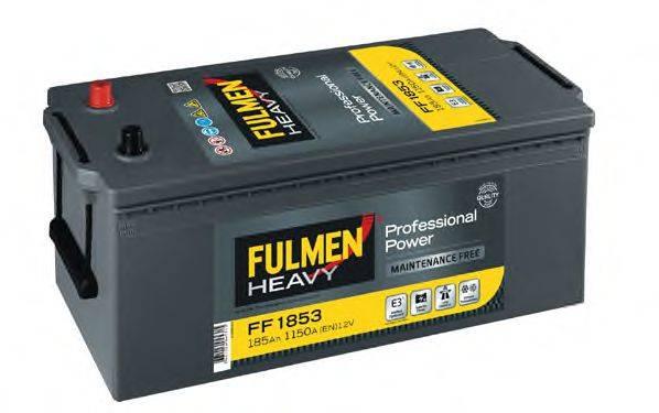FULMEN FF1853 Стартерная аккумуляторная батарея; Стартерная аккумуляторная батарея