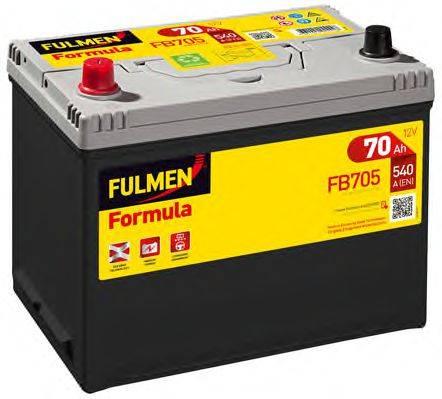 FULMEN FB705 Стартерная аккумуляторная батарея; Стартерная аккумуляторная батарея
