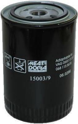 MEAT & DORIA 150039 Масляный фильтр