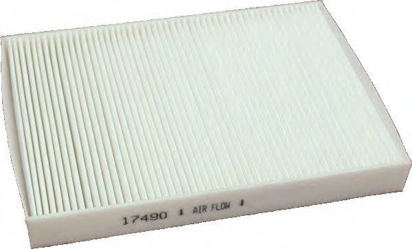 MEAT & DORIA 17490 Фильтр, воздух во внутренном пространстве