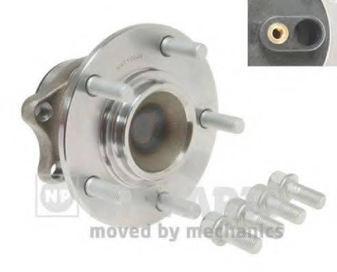NIPPARTS N4715046 Комплект подшипника ступицы колеса