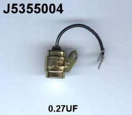 NIPPARTS J5355004 Конденсатор, система зажигания