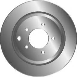 MGA D1959 Тормозной диск