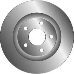 MGA D1975 Тормозной диск