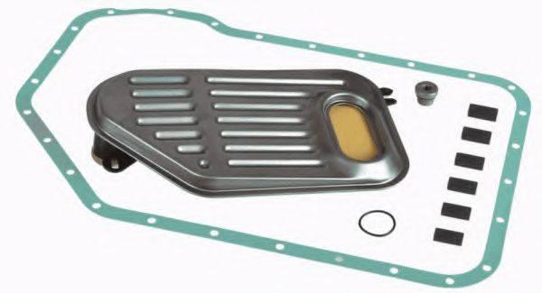 ZF PARTS 8700006 Комплект гидрофильтров, автоматическая коробка передач