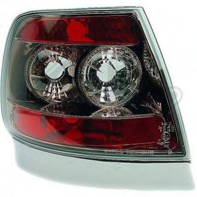 DIEDERICHS 1016295 Комлект заднего освещения