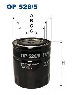 FILTRON OP5265 Масляный фильтр