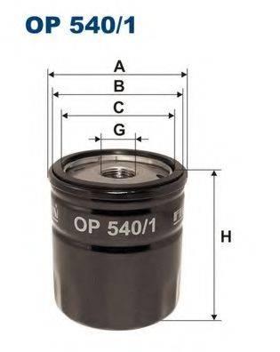 FILTRON OP5401 Масляный фильтр